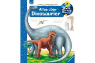 Ravensburger 33268 WWW12 Alles über Dinosaurier