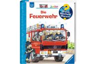 Ravensburger WWW Junior: Die Feuerwehr