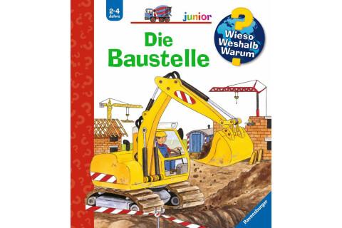 Ravensburger WWW Junior: Die Baustelle