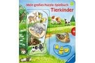 Ravensburger 43812 Mein großes Puzzle-Spielbuch:...