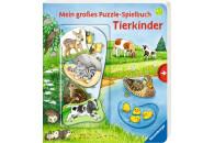 Ravensburger 43812 Mein großes Puzzle-Spielbuch: Tierkinder