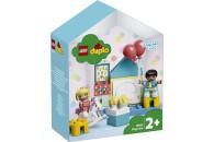 LEGO® DUPLO® 2er Set: 10925 Spielzimmer-Spielbox...