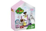 LEGO® DUPLO® 2er Set: 10925 Spielzimmer-Spielbox + 10926 Kinderzimmer-Spielbox