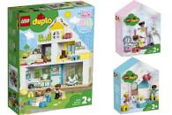 LEGO® DUPLO® 3er Set: 10925 Spielzimmer, 10926...