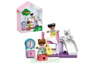 LEGO® DUPLO® 3er Set: 10925 Spielzimmer, 10926 Kinderzimmer-Spielboxen + 10929 Unser Wohnhaus