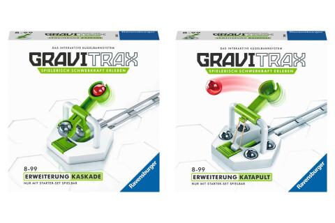 Ravensburger GraviTrax 2er Set: Kaskade + Katapult