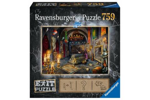 EXIT Puzzle Im Vampirschloss