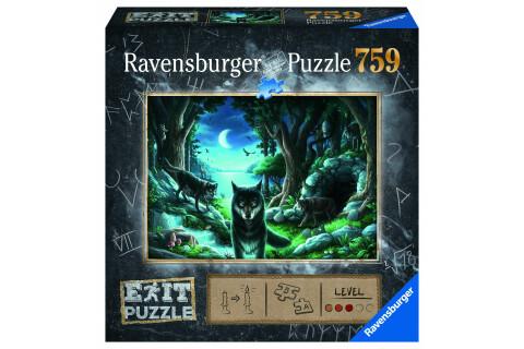 EXIT Puzzle Wolfsgeschichten