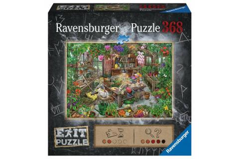 EXIT Puzzle Im Gewächshaus