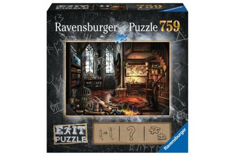 EXIT Puzzle Im Drachenlabor