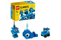 LEGO® Classic 2er Set: 11006 Blaues Kreativ-Set + 11007 Grünes Kreativ-Set
