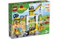 LEGO® 10933 DUPLO Große Baustelle mit Licht und...