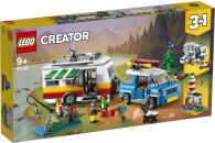 LEGO® 31108 Creator 3-in-1 Campingurlaub Spielset mit...