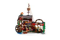 LEGO® 31109 Creator 3-in-1 Piratenschiff, Taverne oder Totenkopfinsel Spielset