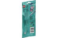 LEGO® 41909 DOTS Meerjungfrauen Freundschaftsarmbänder, 2 x Kinderarmband, Kinderschmuck, Bastelset für Mädchen und Jungen
