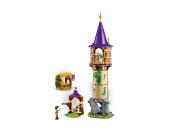 "LEGO® 43187 Disney Princess Rapunzels Turm Set mit 2 Mini Puppen aus dem Film ""Rapunzel – Neu verföhnt"", kreatives Spielzeug für Kinder ab 6 Jahre"