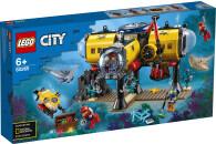 LEGO® 60265 City Meeresforschungsbasis,...