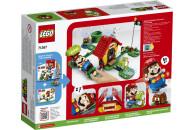 LEGO® 71367 Super Mario Marios Haus und Yoshi –...