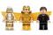 LEGO® 76157 Super Heroes Wonder Woman vs Cheetah mit Max Minifigur, Bauset, Sammler-Spielzeuge für Kinder