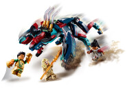 LEGO® 76154 Marvel Hinterhalt des Deviants! Spielzeug aus dem Marvel Film The Eternals für Kinder ab 6 Jahren, mit Superhelden-Figuren