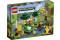 LEGO® 21165 Minecraft Die Bienenfarm, Bauset mit Bienenzüchterin und Schaffigur, Spielzeuge für Jungen und Mädchen ab 8 Jahren