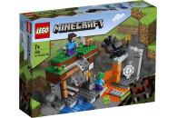 LEGO® 21166 Minecraft Die verlassene Mine Bauset,...