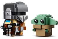 LEGO® 75317 Star Wars Der Mandalorianer und das Kind, Sammlermodell, Bauset