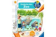 tiptoi® WWW Buch Entdecke den Zoo