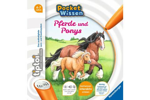 tiptoi® Pocket-Wissen Pferde