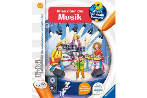 tiptoi® Alles über die Musik