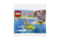 LEGO® Friends 2er Set: 30410 Mias Schildkröten-Rettung + 41422 Panda-Rettungsstation