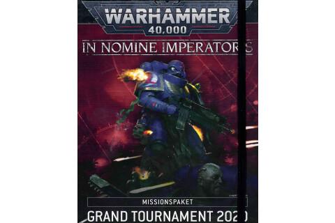 Warhammer 40.000 Grand Tournament 2020 (DE) 40-10