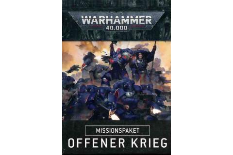 Warhammer 40,000 Missionspaket: Offener Krieg (DE) 40-20