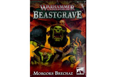 Warhammer Underworlds: Morgoks Brechaz (DE) 110-88
