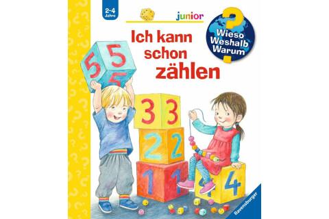 Ravensburger WWW Junior: Ich kann schon zählen