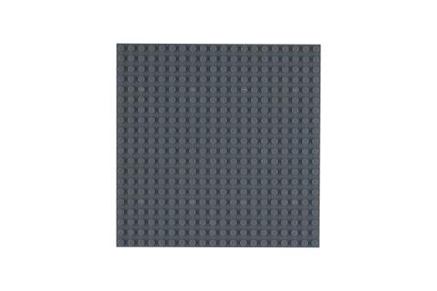 OBS Platte 20x20 Dunkelgrau (4er Pack)
