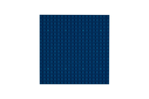 OBS Platte 20x20 Himmelblau (4er Pack)