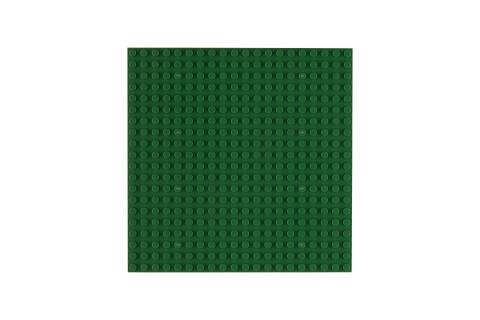 OBS Platte 20x20 Olivgrün (4er Pack)