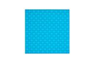 OBS Platte 20x20 Transparent blau (4er Pack)
