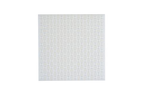 OBS Platte 20x20 Transparent (klar, 4er Pack)