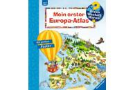Ravensburger WWW: Mein erster Europa-Atlas