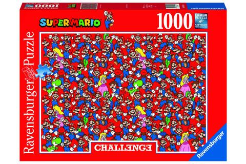 Super Mario Bros Challenge