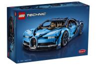 LEGO® Technic 2er Set: 42083 Bugatti Chiron + 42115...