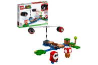 LEGO® Super Mario 2er Set: 71365 Piranha-Pflanze-Powerwippe - Erweiterungsset + 71366 Riesen-Kugelwillis - Erweiterungsset
