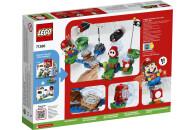 LEGO® Super Mario 2er Set: 71363 Wüsten-Pokey - Erweiterungsset + 71366 Riesen-Kugelwillis - Erweiterungsset
