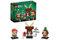 LEGO® 2er Set: BrickHeadz 40353 Rentier und Elfen + Speed Champions 75891 Rennwagen Chevrolet Camaro ZL1