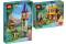 LEGO® Disney Princess™ 2er Set: 43187 Rapunzels Turm + 43188 Auroras Hütte im Wald