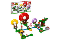 LEGO® Super Mario 2er Set: 71366 Riesen-Kugelwillis - Erweiterungsset + 71368 Toads Schatzsuche - Erweiterungsset