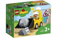 LEGO® DUPLO® Town 2er Set: 10930 Radlader + 10933 Große Baustelle mit Licht und Ton