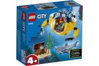 LEGO® City 2er Set: 60263 Mini-U-Boot für...